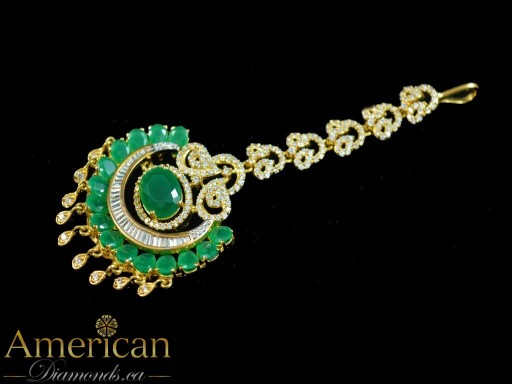 Statement Emerald Tika