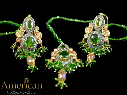 Green Gold Cluster